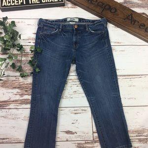 Womens Gap Jeans size 14 R Original Low Rise